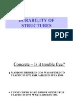 Durability Modified