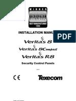 Texecom Install
