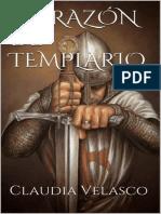Corazon de Templario - Claudia Velasco