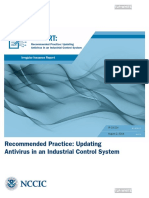 Recommended Practice Updating Antivirus in an Industrial Control System_S508C.pdf