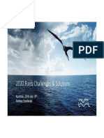 Alfa Laval 2020 Fuels Challenges & Solutions
