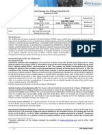 Research Paper - Rashmi Sponge Iron & Power Industries Ltd