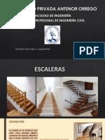 METRADOS ESCALERA