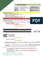 Guía de Estudio I CICLO 1