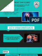 ACV HEMORRÁGICO-ADULTO II