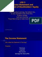 LOS 3_Income Statement