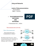 switching and networks ch1