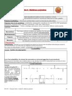 BTS CPI 1 Ch 7 Polymères