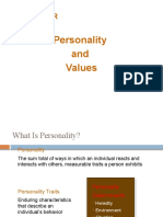 OB Ch04 Personality[1]