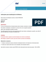 Atualização de Software SP8230(1)