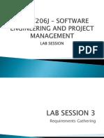 Lab Session 3 & 4