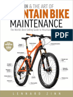 Mountain Bike Maintenance & Repair Guide
