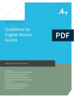 4A's-Guidelines for Digital Media Audits
