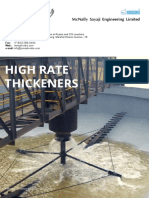 High Rate Thickener (ENG)