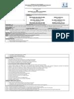 INVESTMENT AND PORTFOLIO MANAGEMENT - COURSE SYLLABUS 2018