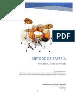 METODO DE BATERIA - LUIS RODRIGUEZ