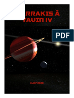 D'Arrakis à Yavin IV