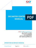 G-Centri-Force Operational Manual (New)