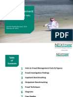 Fraud Management - Nextcare TPA, Dubai.ppt
