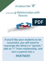 PARENTAL ENGAGEMENT PPT