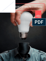 Checklist Mindset Transformação Corporal