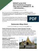 ICOE-Ducheeratan Attack, Summarized