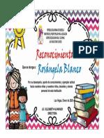 RECONOCIMIENTO (WORD-ELIZABETH ALVARADO)