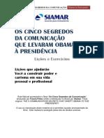 OS CINCO SEGREDOS DA COMUNICAÇÃO QUE ... - Siamar.pdf