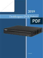 Desbloqueo DVR Dahua