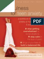 mindfullness teen