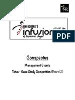 Conspectus Tatva Round 2