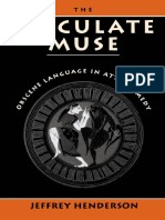 The Maculate Muse_ Obscene Language in Attic Comedy-Oxford University Press (1991)