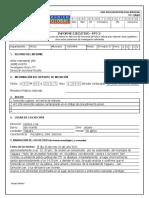 FPJ-03 INFORME EJECUTIVO