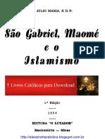 Pe Julio Ma de Lombaerde_São Gabriel, Maomé e o Islamismo.pdf