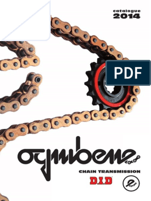 Suzuki GT500 85-87 DID 530 Pitch 110 Link Recommended Chain