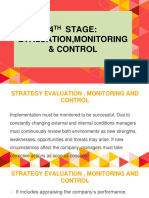 SMP - Evaluation.Monitoring.Control