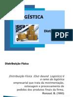1º Distribuição Física
