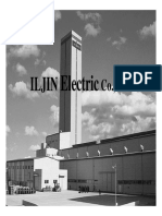 Company_Introduction(ILJIN_Electric)_2009_Latest