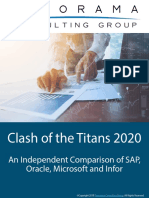 2020 Clash of the Titans – Panorama Consulting Group