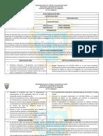 PLAN CURRICULAR DE ÁREA EDUCACION FISICA