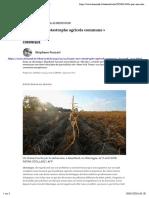 «La PAC, Une Catastrophe Agricole Commune» - Copie