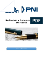 Redacción y documentación mercantil (1)