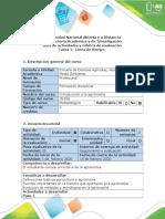 Guía de actividades y rúbrica de evaluación - Tarea 1 - Linea de Tiempo .doc