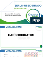 Bioquímica - CARBOHIDRATOS