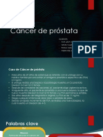 Caso Próstata