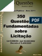 352 QUESTÕES DE LICITAÇÃO - O Diferencial.pdf