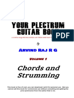 Your Plectrum Guitar Book Vol 1