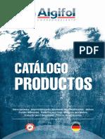 Algifol Catálogo