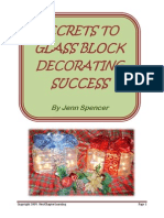 SECRETS TO GLASS BLOCK DECORATING SUCCESS.pdf