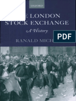 Ranald C. Michie - The London Stock Exchange_ A History (2000)